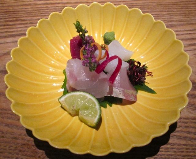 suzunari sashimi2 (c) Tokyo Food File