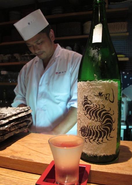 suzunari reisen (c) Tokyo Food File