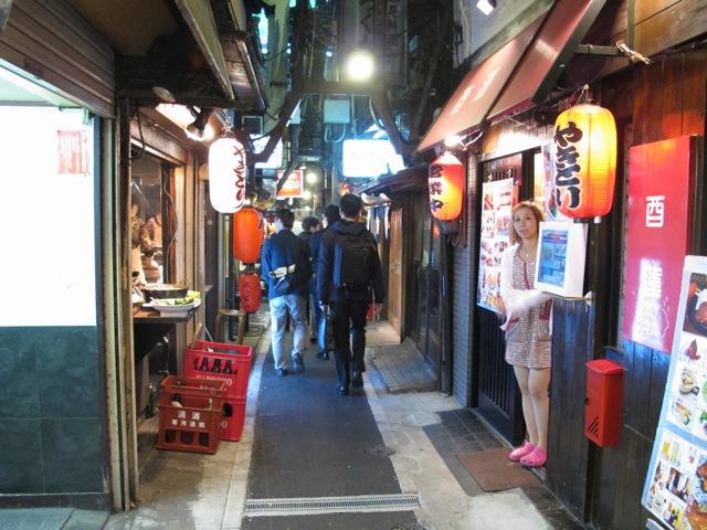 Omoide Yokocho 2 © Tokyo Food File
