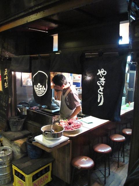 Omoide Yokocho 6 © Tokyo Food File
