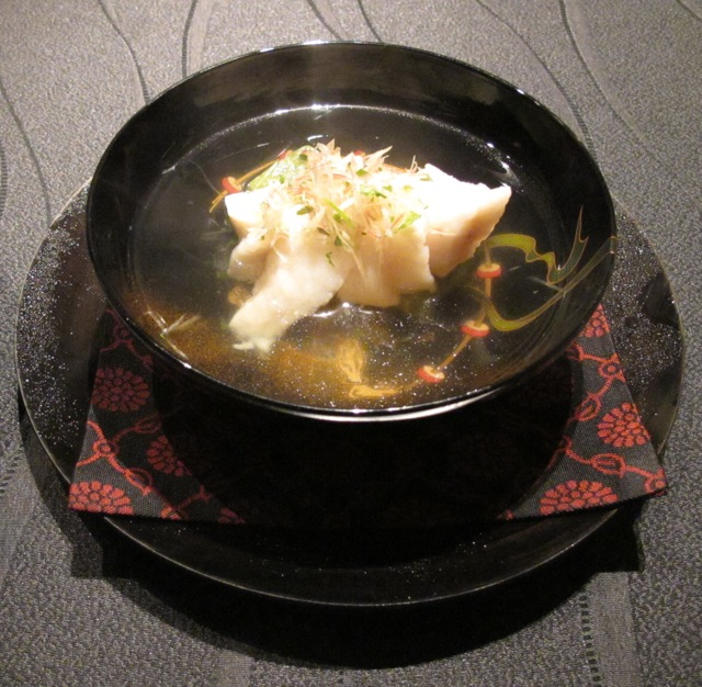 ryugin sakuradai suimono © Tokyo Food File