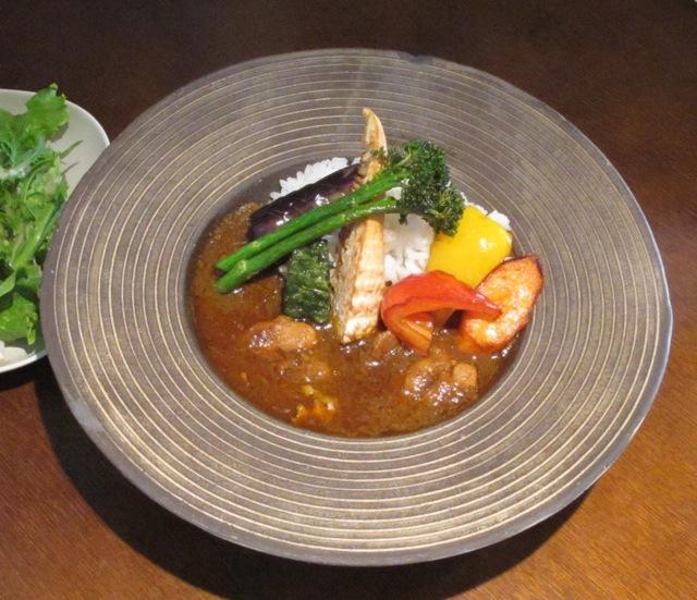 nouen curry 1 (C) Tokyo Food FIle
