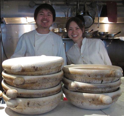 nouen rice caseroles (C) Tokyo Food FIle