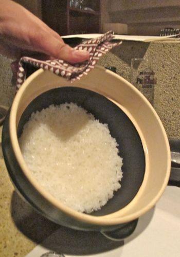 nouen rice claypot (C) Tokyo Food FIle