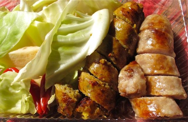 little thailand sausage (C) Tokyo Food File