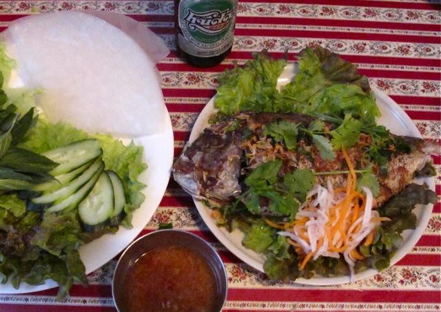 My-Le snapper (C) Tokyo Food FIle