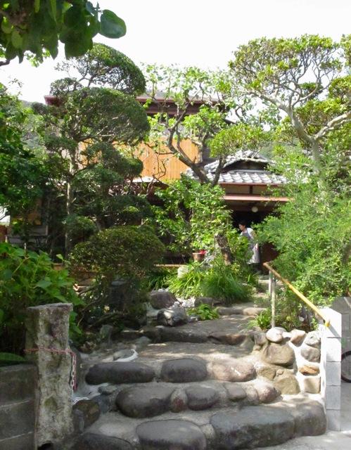 Il Rifugio garden (C) Tokyo Food File