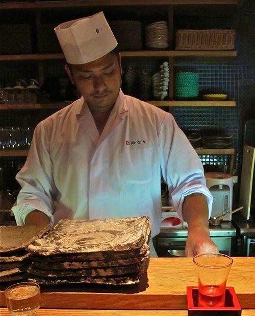 suzunari chef1 (c) Tokyo Food File