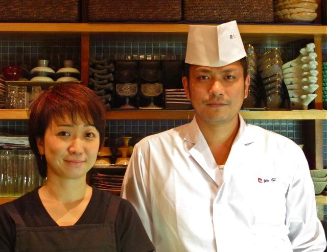 suzunari muratas (c) Tokyo Food File