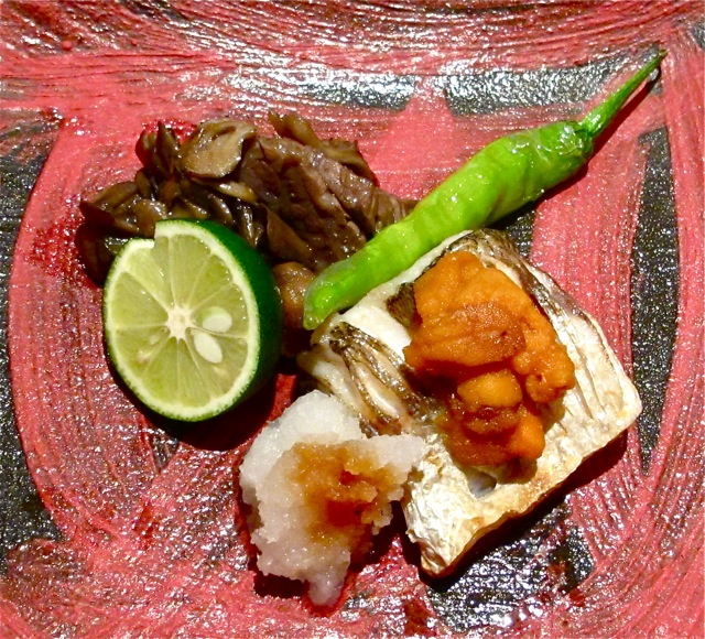 suzunari gyusuji/yakikamasu (c) Tokyo Food File