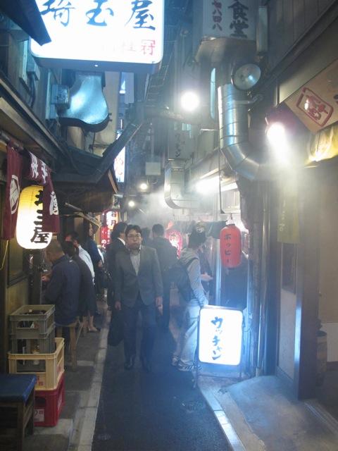 Omoide Yokocho 4 © Tokyo Food File