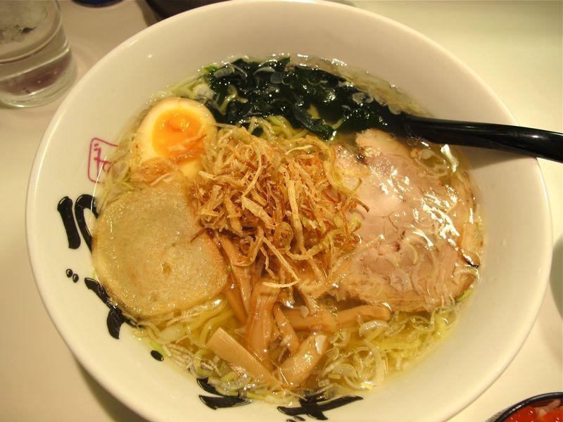 zundou shio-ramen (c) Tokyo Food FIle