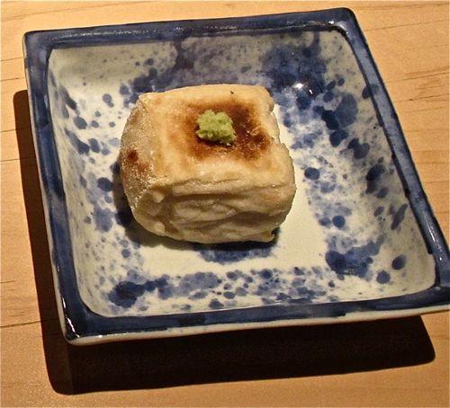 uchiyama yakigomadofu (c) Tokyo Food FIle