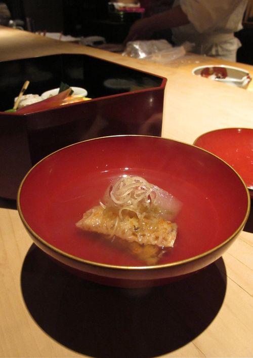 uchiyama suimono (c) Tokyo Food FIle