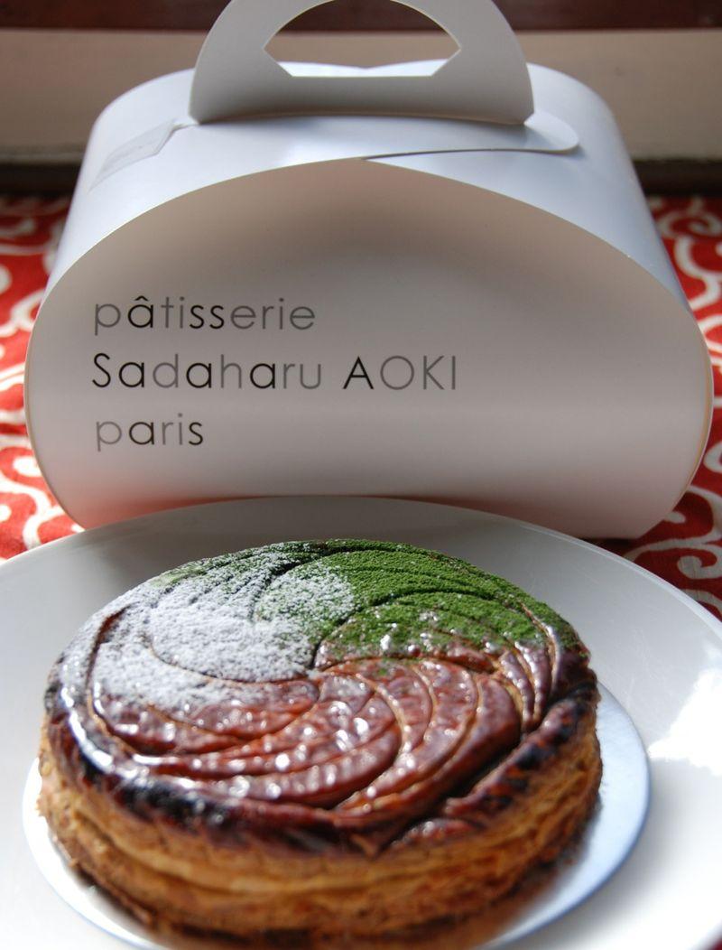 Patisseries - Sadaharu Aoki - galette des rois