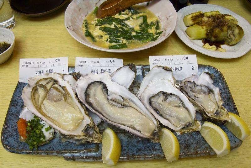shutoan oysters (c) Tokyo Food File