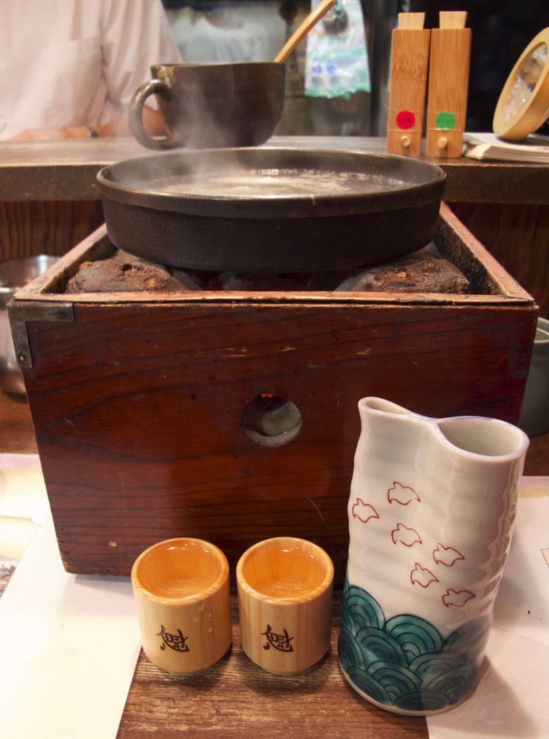 shamo-nabe okan (c) Tokyo Food File