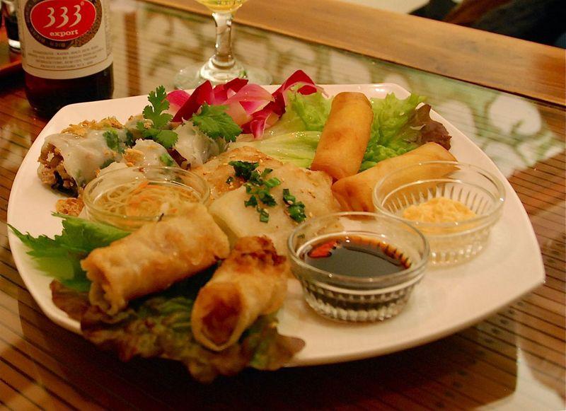 Majestic starters (c) Tokyo Food FIle