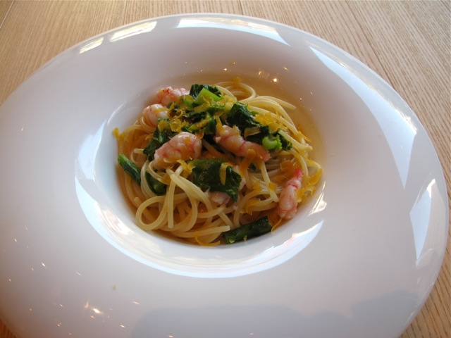 code kurkku spaghettini © Tokyo Food File
