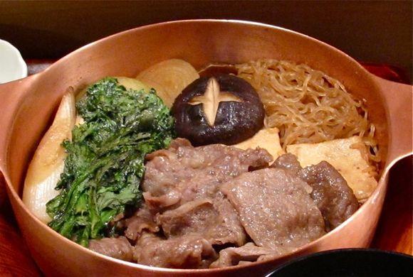 Yoshihashi sukiyaki 2 © Tokyo Food File