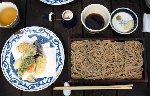 matsubara-an tenseiro © Tokyo Food File