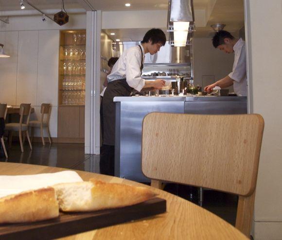L'As kitchen © Tokyo Food File