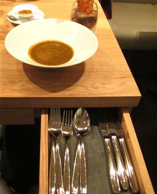 L'As drawer © Tokyo Food File