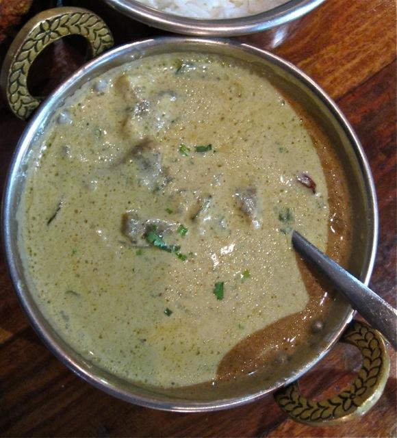 nirvanam curry © Tokyo Food File