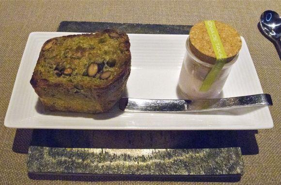 Takazawa bread/rillettes © Tokyo Food File