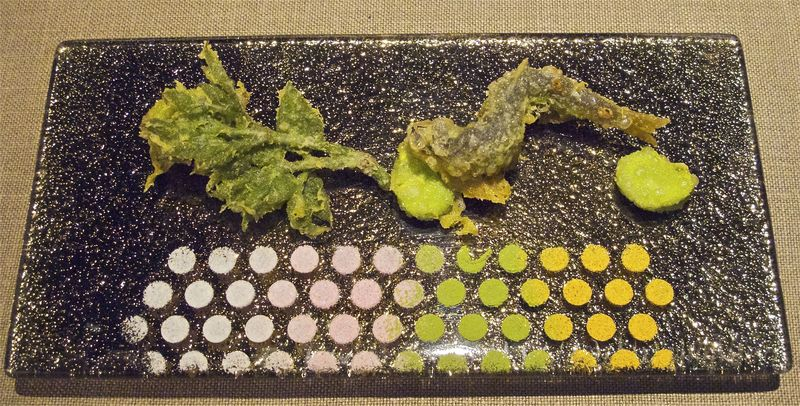 Takazawa salt © Tokyo Food File