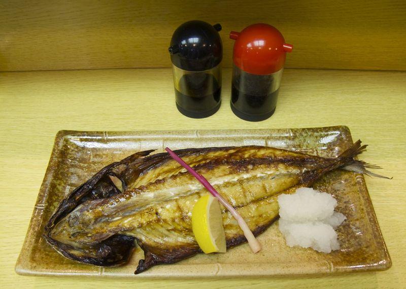 shutoan himono (c) Tokyo Food File