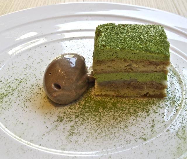 matcha tiramisu (c) Tokyo Food FIle