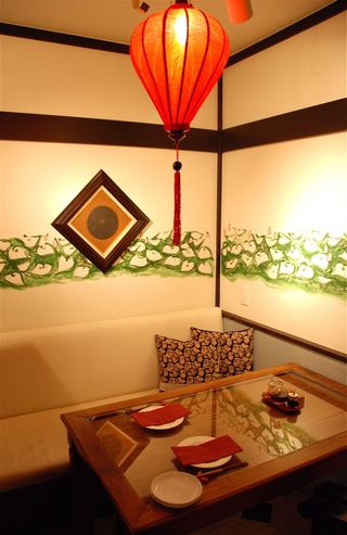 Majestic private room (c) Tokyo Food FIle