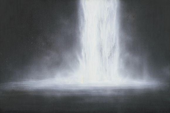 Hiroshi senju waterfall