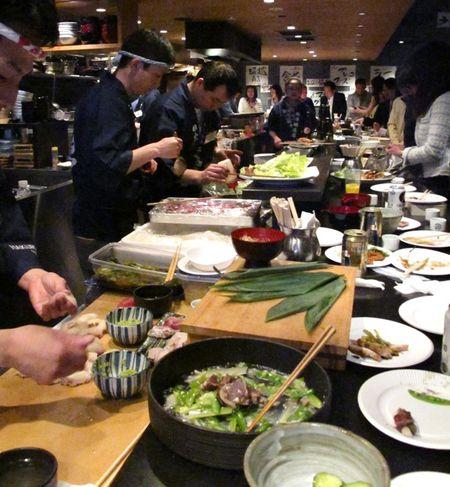nakamura hanami 2012 © Tokyo Food File