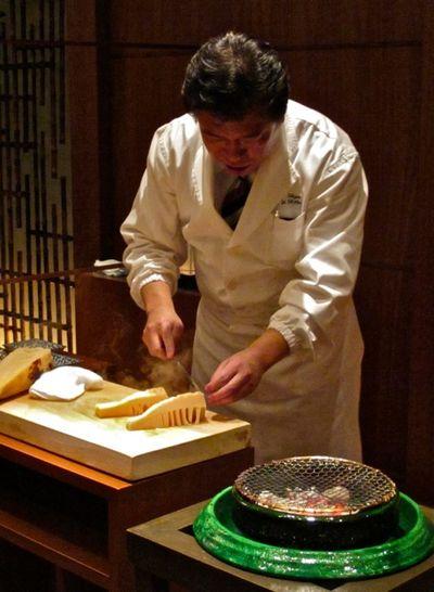 Kozue takenoko 2 © Tokyo Food File