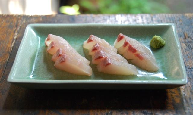 Hiramasa sashimi © Tokyo Food File