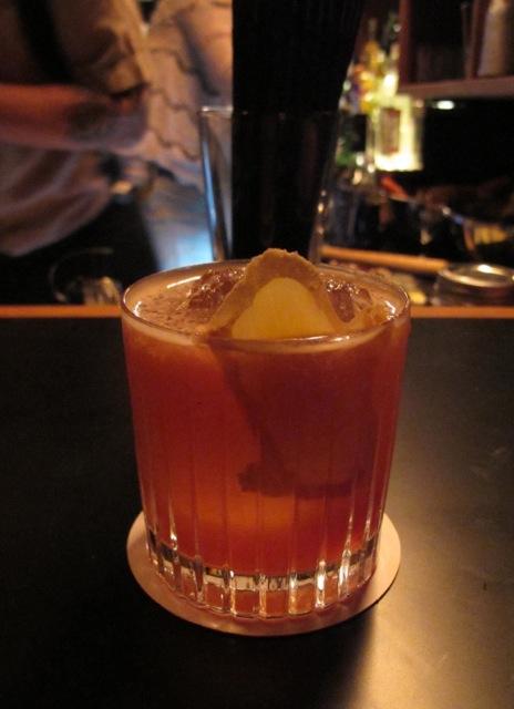 Fuglen whiskymac © Tokyo Food File