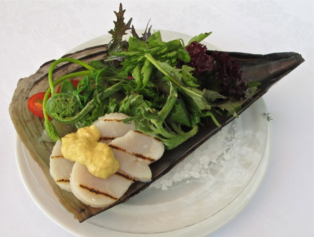 13 aprile tairagi salad © Tokyo Food File