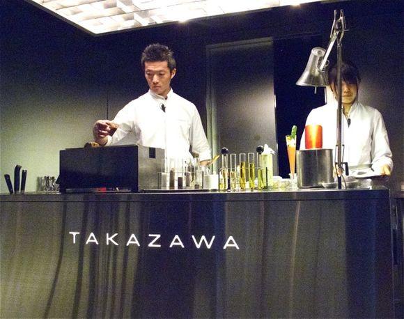 Takazawa chef © Tokyo Food File