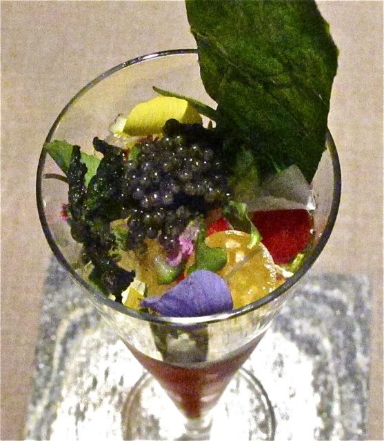 Takazawa parfait 2 © Tokyo Food File