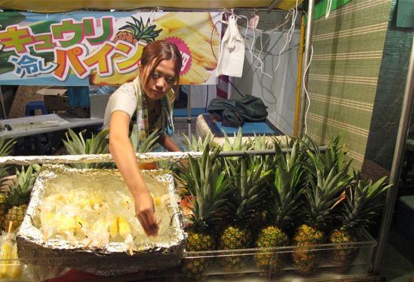 Matsuri pine © Tokyo Food File