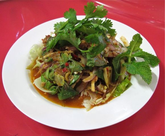 Montee yam talay © Tokyo Food File