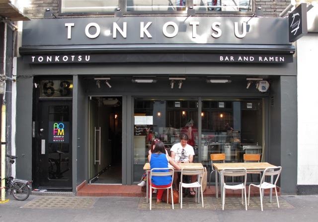 tonkotsu © Tokyo Food File