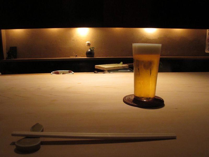 uchiyama beer 1 (c) Tokyo Food FIle