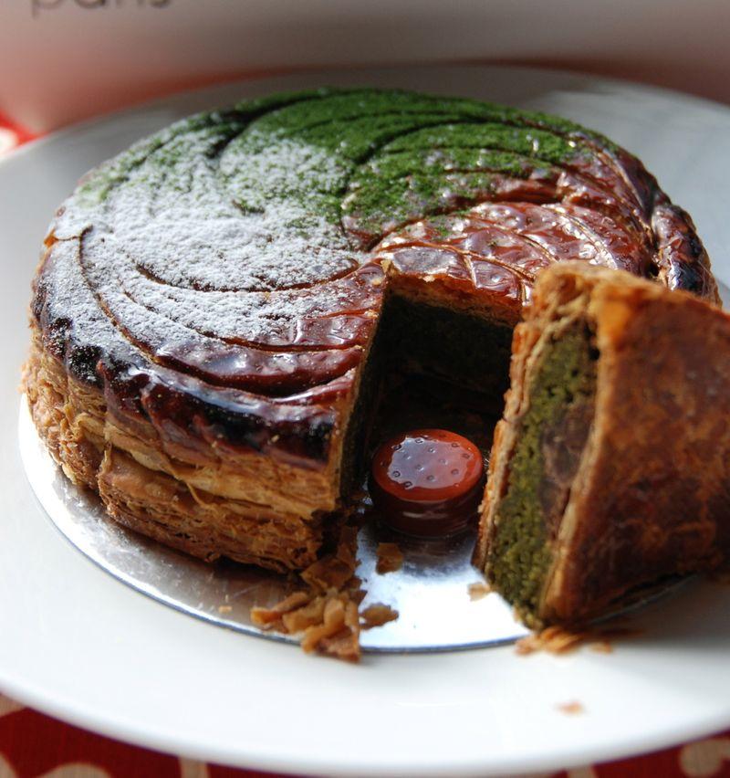 S.Aoki galette des rois 2 (c) Tokyo Food File