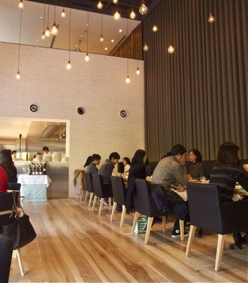 code kurkku diningroom © Tokyo Food File