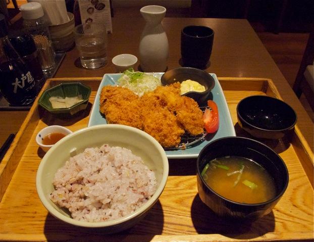 ootoya teishoku © Tokyo Food File