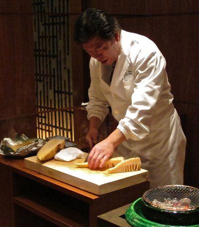 Kozue takenoko 3 © Tokyo Food File