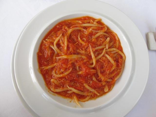 C13A trofie © Tokyo Food File
